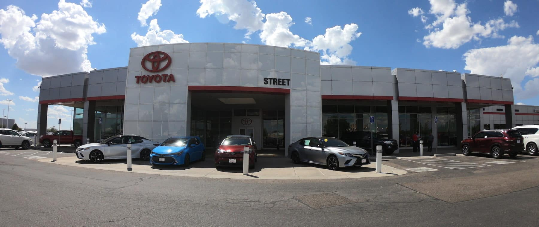 Car Dealerships In Lubbock Tx >> Toyota Dealership Amarillo Tx Serving Lubbock Plainview