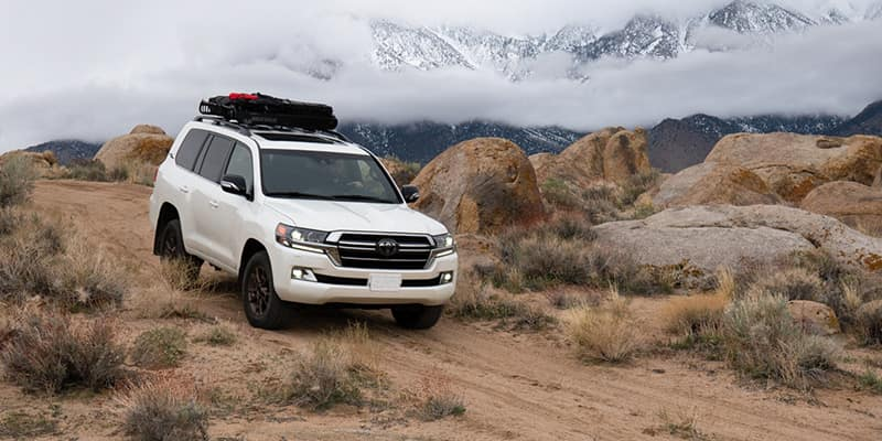 New Toyota Land Cruiser for Sale Amarillo TX