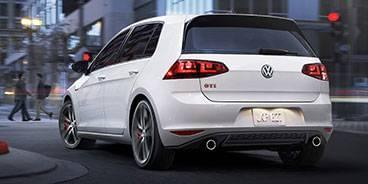 2016 VW Golf GTI Technology