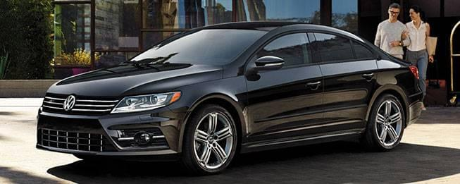 2017 VW CC Luxurious Sporty Coupe | Volkswagen