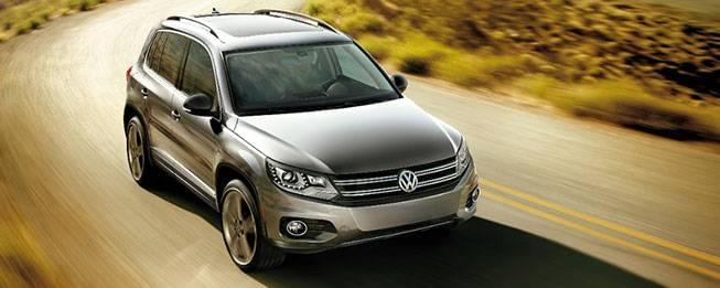 New 2017 Volkswagen Tiguan Amarillo TX