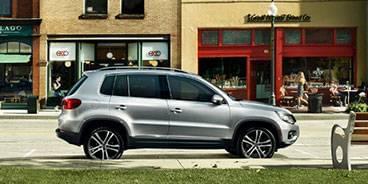 2017 Volkswagen Tiguan Warranty