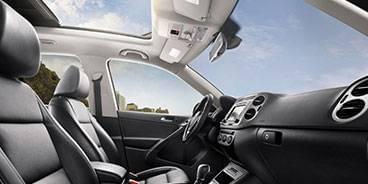 2017 VW Tiguan Test Drive
