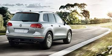 2017 Volkswagen Touareg Warranty