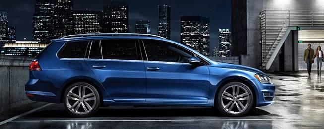 New 2017 Volkswagen Golf Sportwagen Amarillo TX