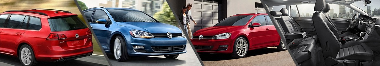 New 2017 Volkswagen Golf Sportwagen for sale Amarillo TX