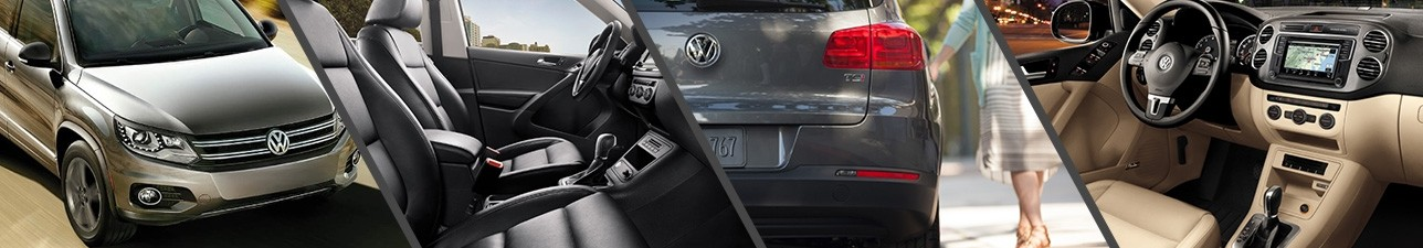 New 2016 Volkswagen Tiguan for sale Amarillo TX