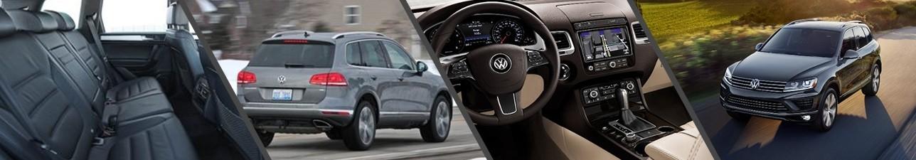 New 2016 Volkswagen Touareg for sale Amarillo TX