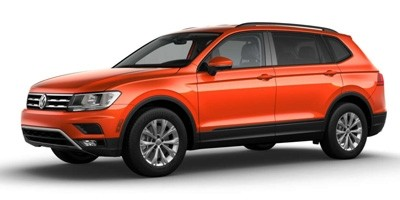 New VW Tiguan Amarillo TX