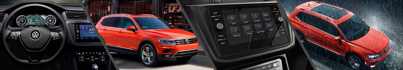 New 2018 Volkswagen Tiguan for sale in Amarillo TX