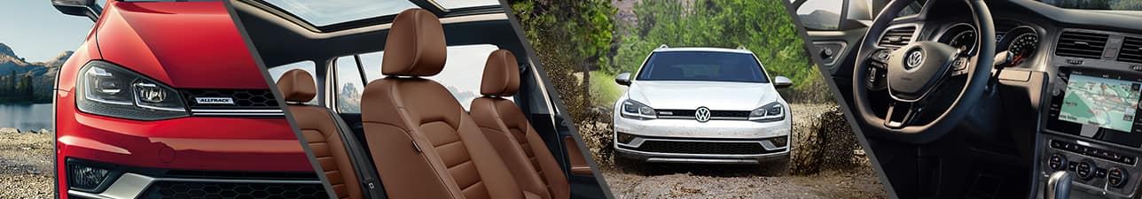 New 2018 Volkswagen Golf Alltrack for sale in Amarillo TX
