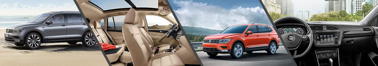 New 2019 Volkswagen Tiguan for sale in Amarillo TX