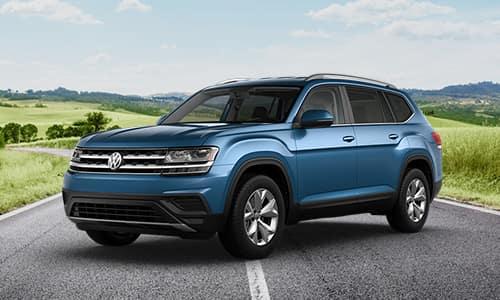 2019 Volkswagen Atlas 2.0T S FWD