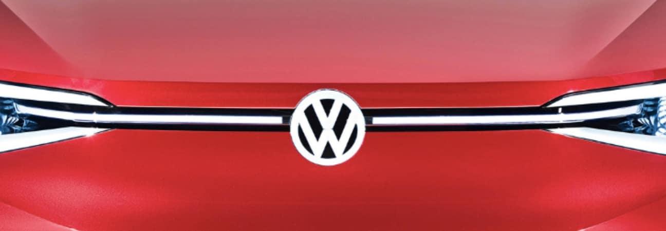 Volkswagen grille emblem