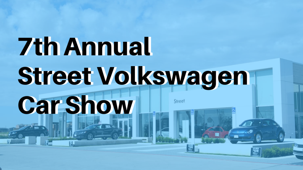 7th Annual Car Show at Street Volkswagen