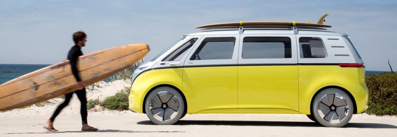 Volkswagen ID Buzz Drive Bigger Campaign Amarillo TX