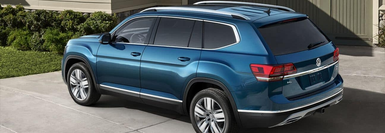 The 2020 VW Atlas Cross Sport: A Balance of Power and Luxury