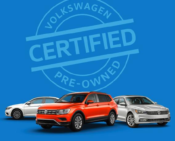 Certified Pre-Owned Volkswagen APR Offer