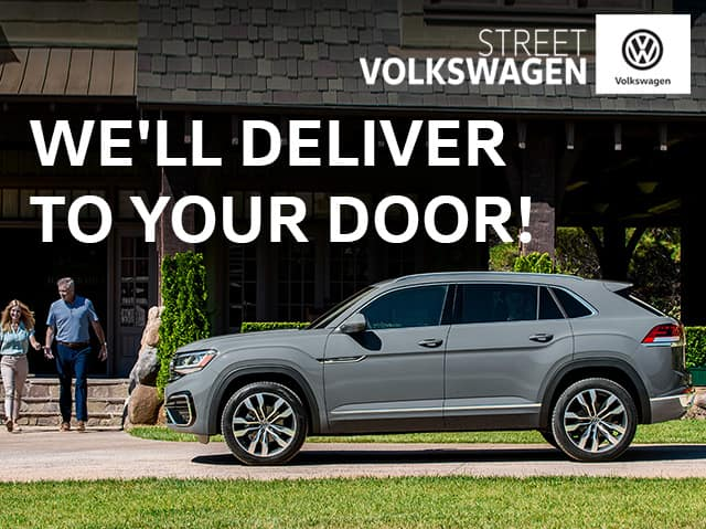 Home Delivery from Street Volkswagen