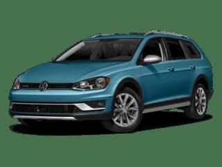 2017 Volkswagen Gold Alltrack