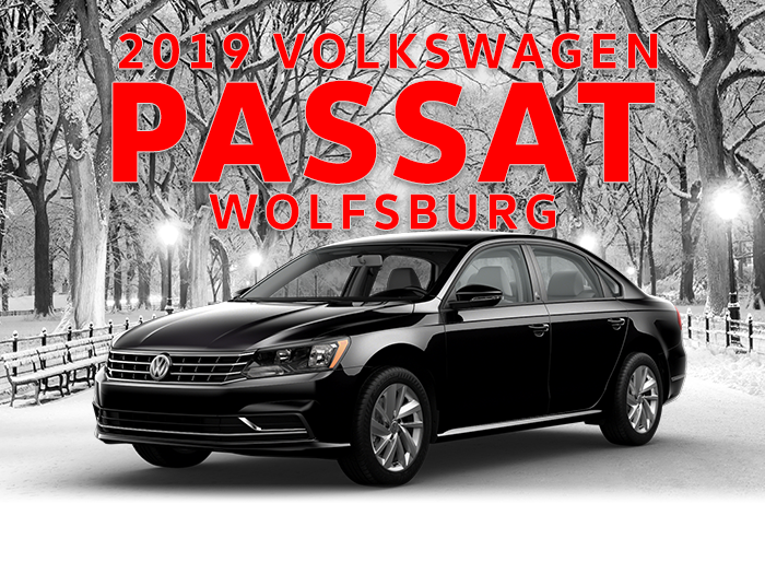 2019 Passat Wolfsburg