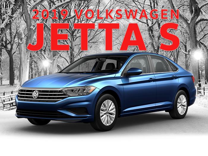 2019 Jetta S