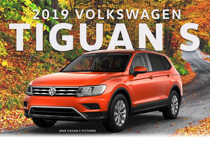 2019 Tiguan S