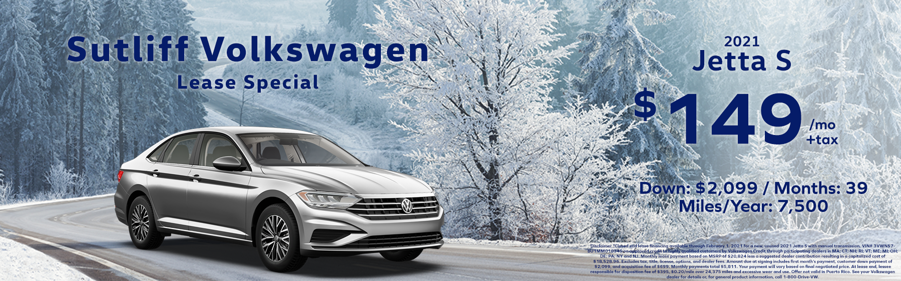 Sutliff VW_Jetta Lease Special_Jan 2021
