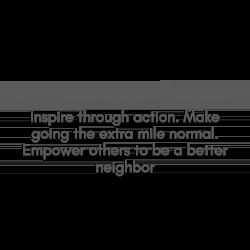 Pursue Excellence text