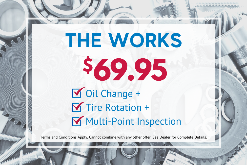 Oil Change Specials Houston