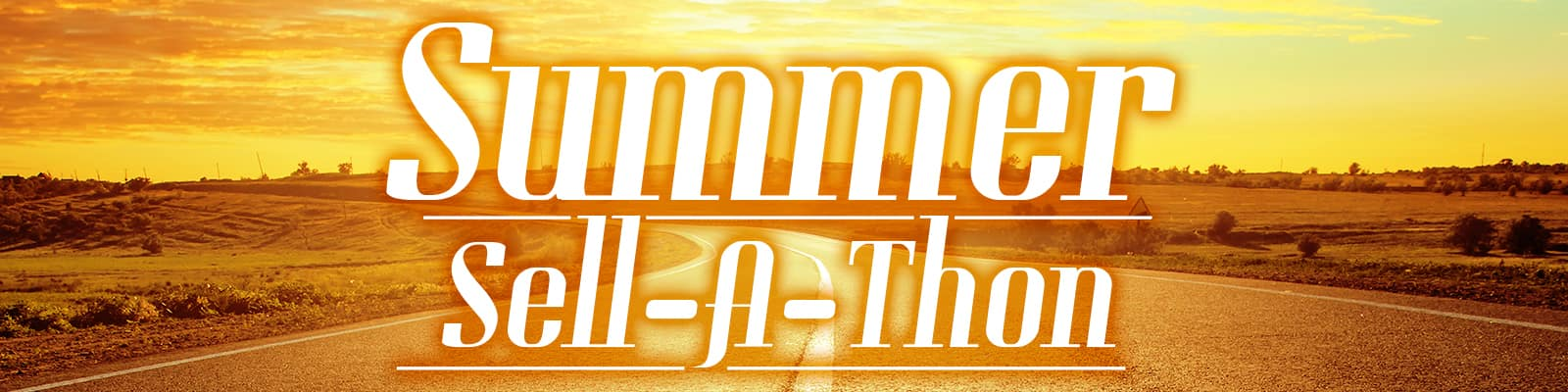 Summer Sell A Thon