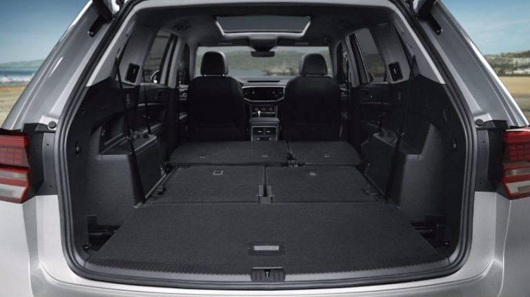 2018 Atlas Most Spacious And Versatile Timmons Volkswagen Of Long Beach