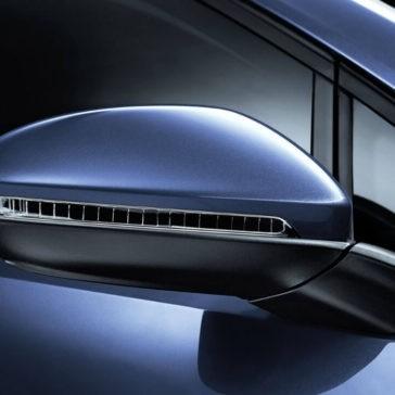 2017 Volkswagen Golf side view mirror