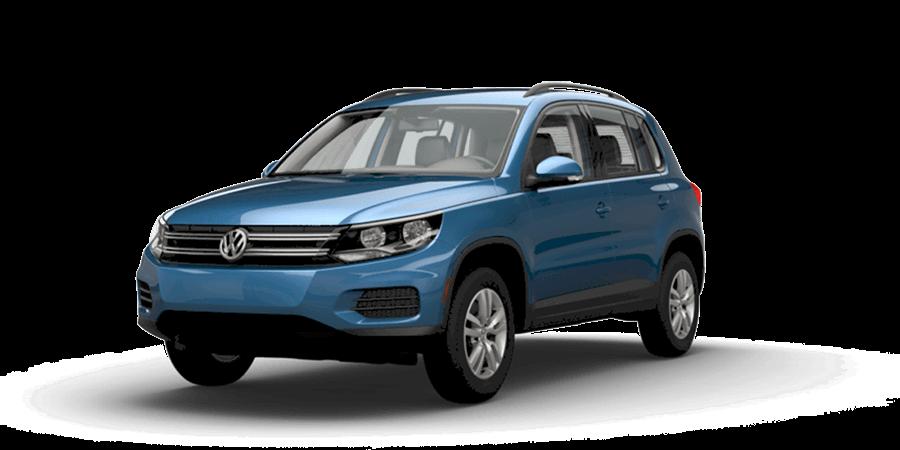 2017 Volkswagen Tiguan Hero