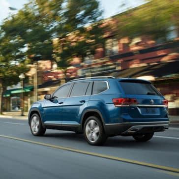 2018 Volkswagen Atlas-blue