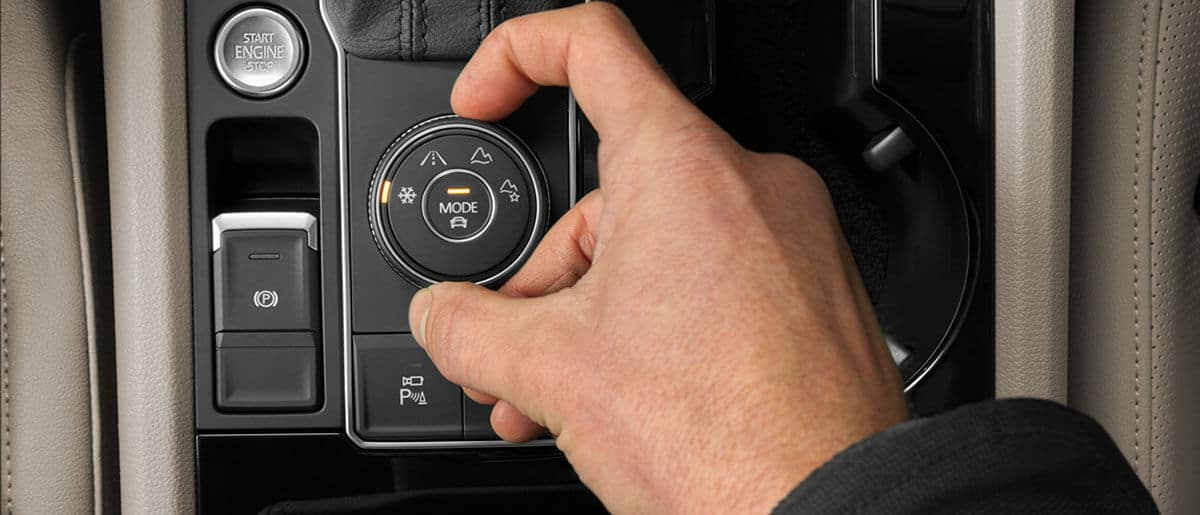 2018 Volkswagen Atlas-buttons