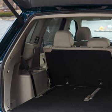 2018 Volkswagen Atlas-cargo