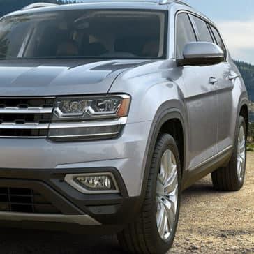 2018 Volkswagen Atlas-front