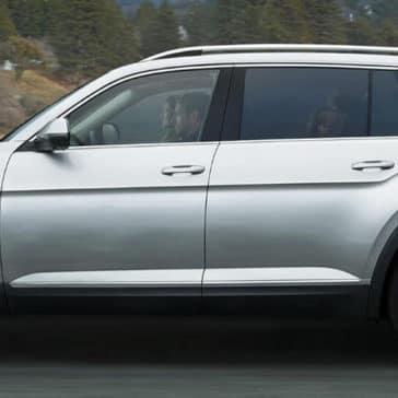2018 Volkswagen Atlas-silver