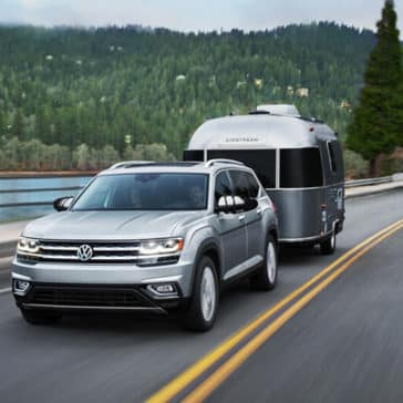 2018 Volkswagen Atlas-towing