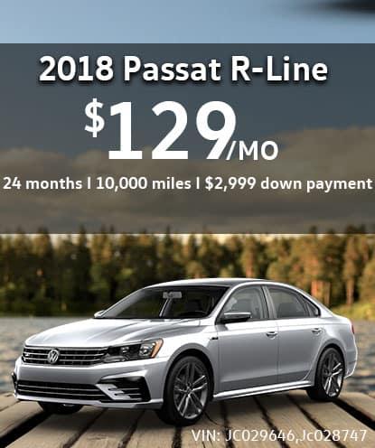 2017 Passat R-Line