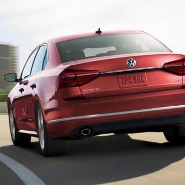 2018 Volkswagen Passat Exterior Rearview