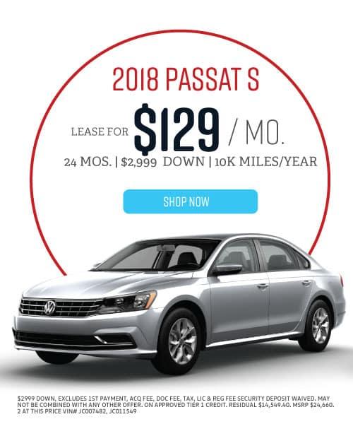 2018 Passat S