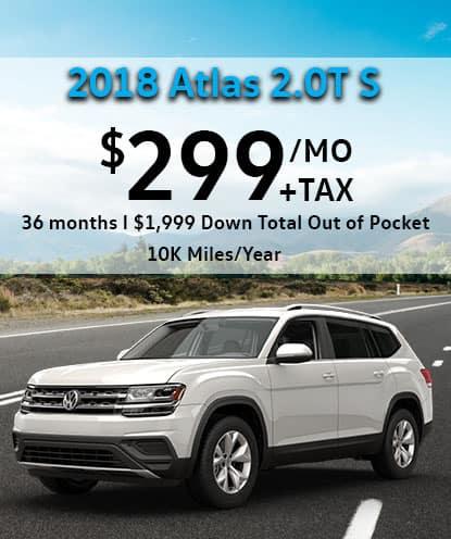 2018 Atlas S