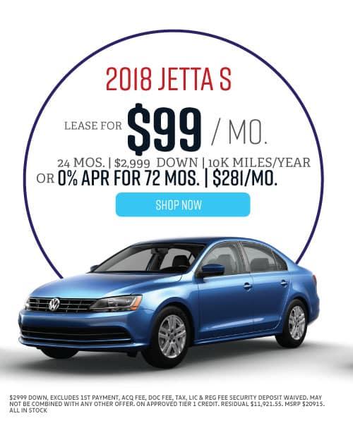 2018 Jetta S