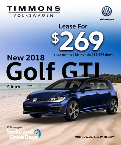 2018 Golf GTI S Automatic