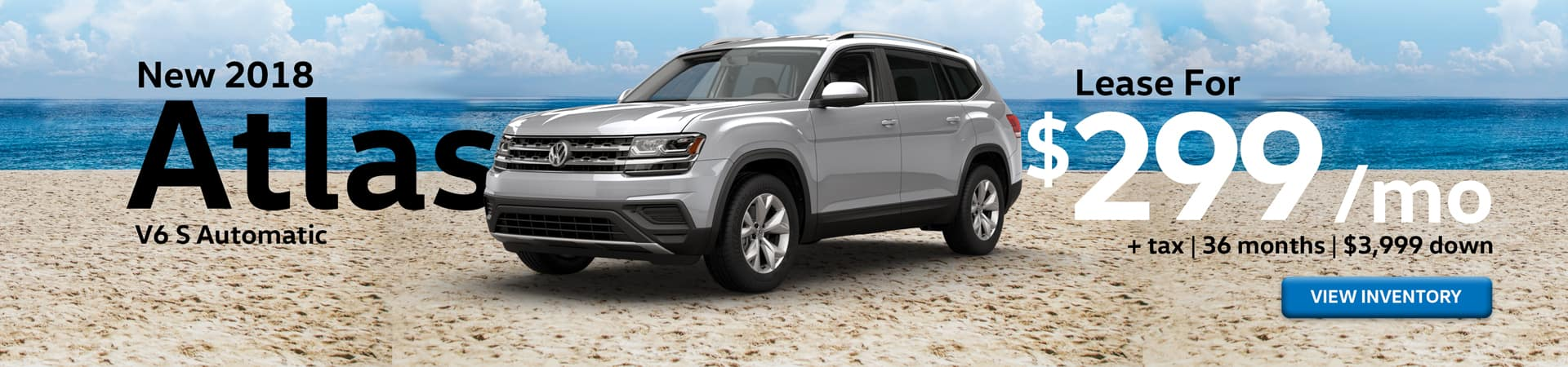 Timmons VW Atlas Lease Special