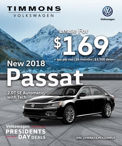New 2018 Passat 2.0T SE Automatic w/Technology