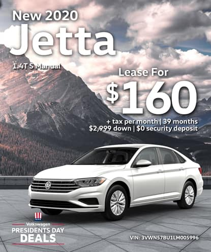 New 2019 Jetta S Automatic