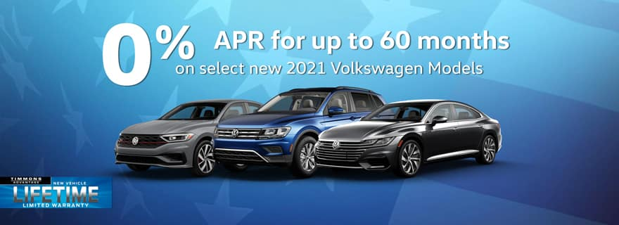 0% APR for 60 months at Timmons Long Beach
